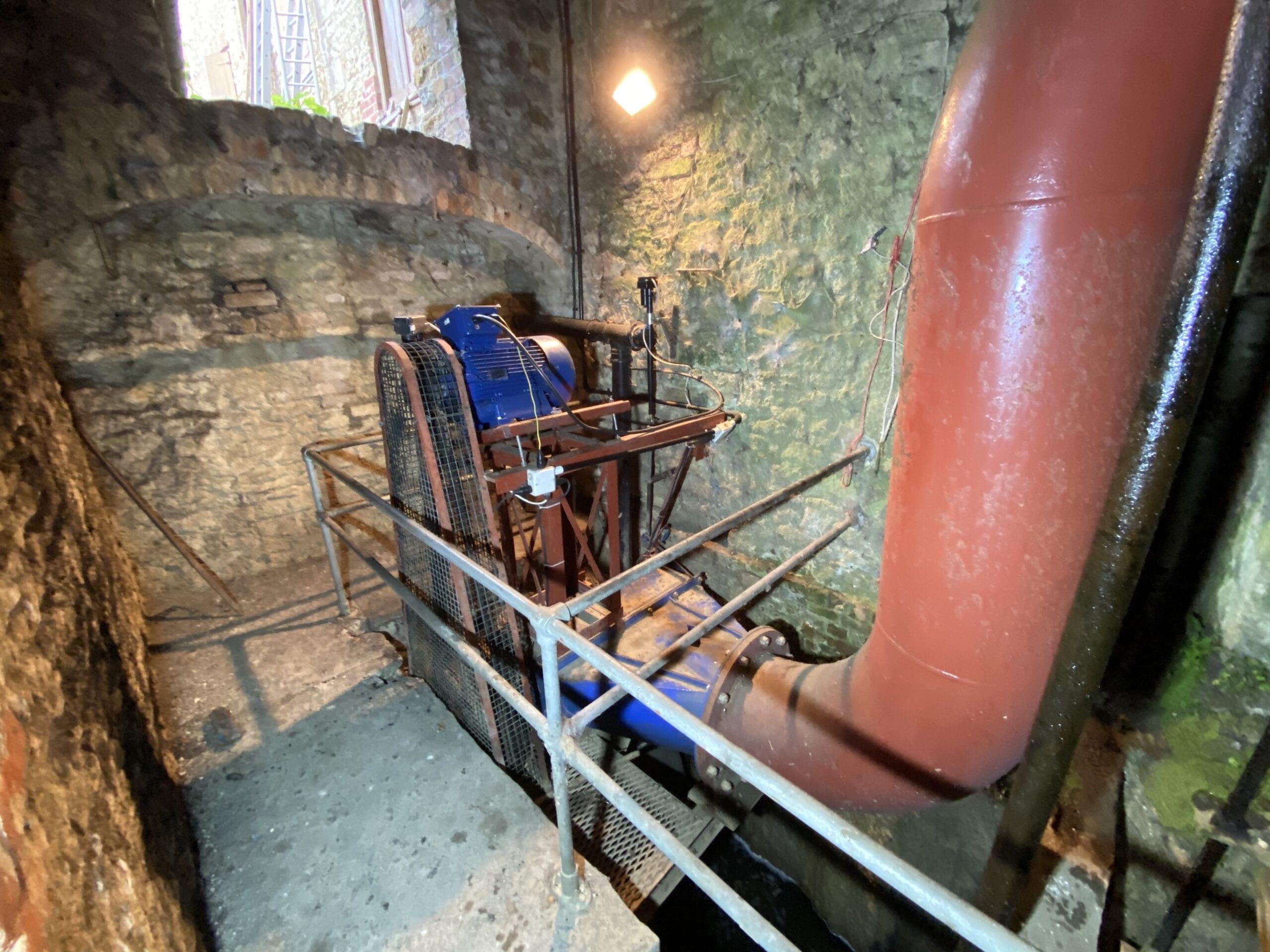 hydro maintenance