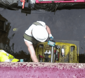 hydro grease trap