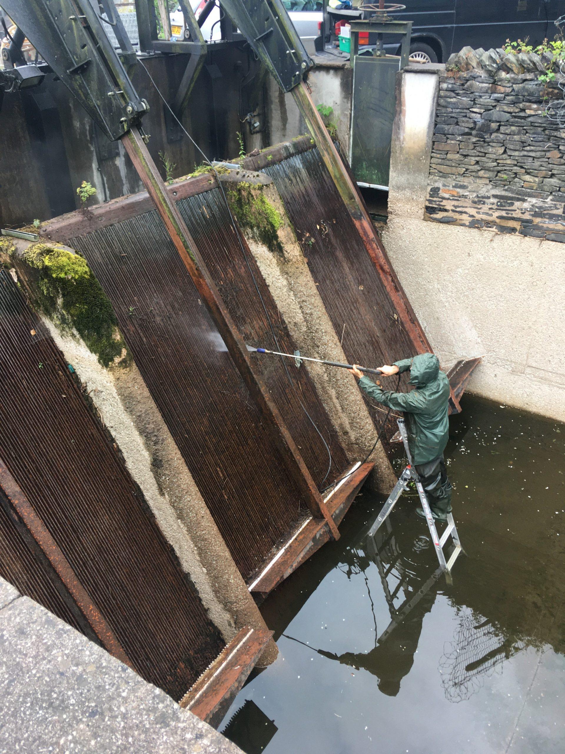 hydro maintenance services