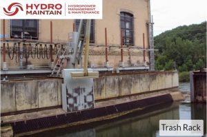 hydro trash rack